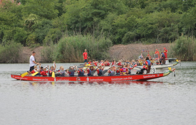 19. Schulmeisterschaften im Drachenboot ̶ ein vielversprechender Auftakt