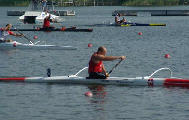 Hallescher KC 54 erfolgreichster Para Kanu Verein bei den Deutschen Meisterschaften