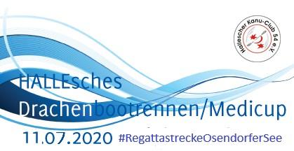 ZUM JUBILÄUM ZURÜCK AUF DEM OSENDORFER SEE- Ausschreibung 20. Hallesches Drachenbootrennen online