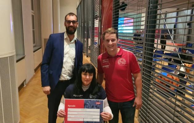 """DOW vergibt Spendengelder """"Wir für Hier"""""""