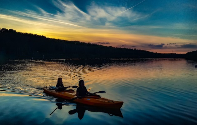Stammtisch- erstes großes Event nach längerer Pause am Osendorfer See