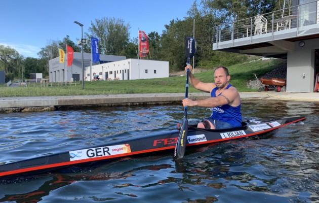 Erfolgreiche Qualifikation für Ivo Kilian