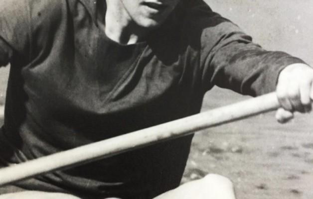 Erster Osendorfer Kanute bei den olympischen Spielen