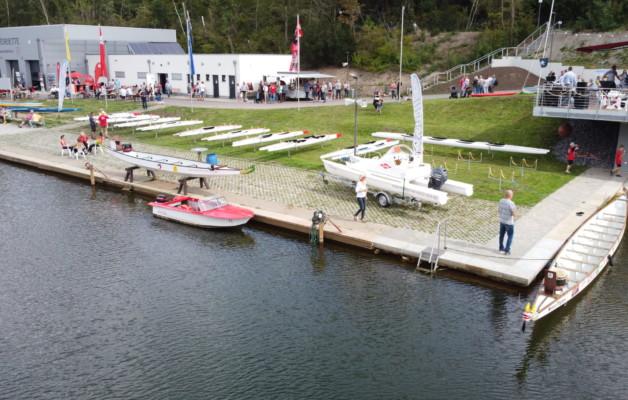Prominenz und viele Gäste am Osendorfer See