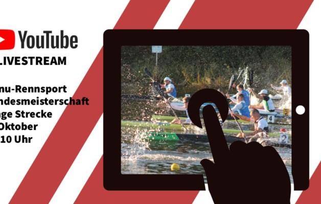 Livestream der Halleschen Herbstregatta/ Landesmeisterschaft Sachsen-Anhalt