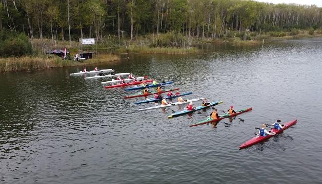 Erste Kanuregatta seit acht Jahren auf dem Osendorfer See