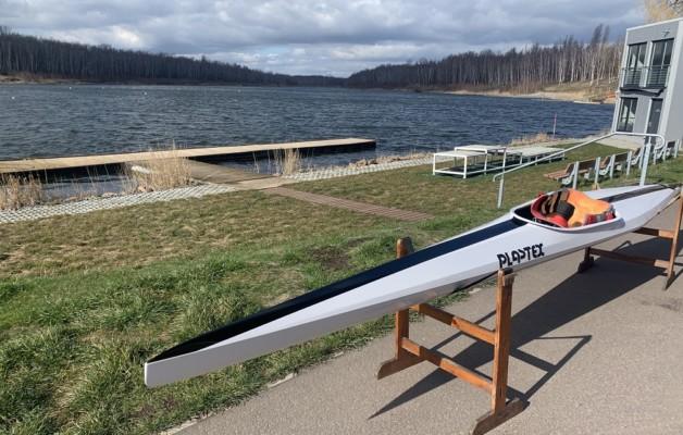 Neues Boot für Parakanuabteilung