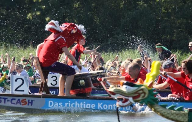 15. Hallescher Drachenboot Cup