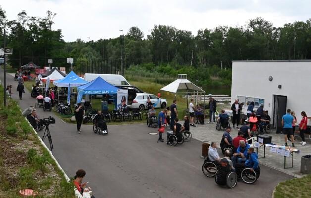 5. Stammtisch für Menschen mit und ohne Handicap am Osendorfer See